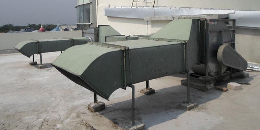 Ventilasi Air Conditioning